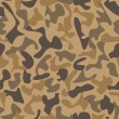 Camouflage seamless pattern — Stockvectorbeeld