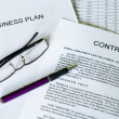 Business plan-serien — Stockfoto
