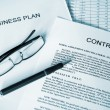 Business plan series — Stock Photo #1723955