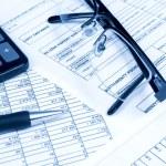 経営財務の概念 — ストック写真