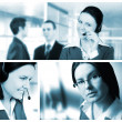 Collage business — Stock Photo #1793877