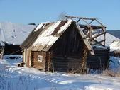 Casa velha — Fotografia Stock