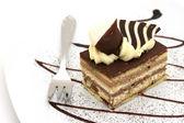 Sweet dessert — Stock Photo