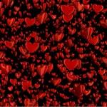 Hearts 1 — Stock Photo