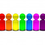 arcobaleno 2 — Foto Stock