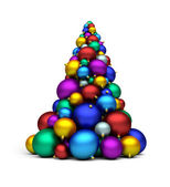 X-mas tree — Stock Photo