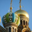 St. Petersburg cathedral — Stock Photo