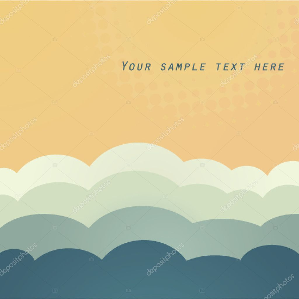 Vector background   Stock Vector #1964099