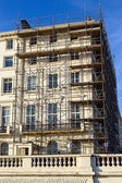 The scaffold — Photo