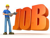 Job — Stock Photo