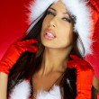 Santas Woman — Stock Photo #1931463