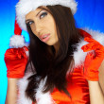 Santas Woman — Stock Photo #1931492