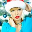 Beautiful Blue Christmas — Stock Photo #1932249