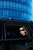 Business in Limo — Stock Photo