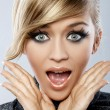 veer make-up — Stockfoto