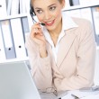 Business Woman in Office — Stock Photo #1949485