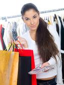 De compras — Foto de Stock