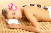Daily Spa — Stockfoto