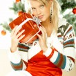 Stock Photo: Beautiful Christmas 1