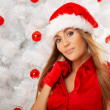 Stock Photo: Beautiful Christmas
