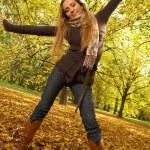 Its Autumn! — Stockfoto