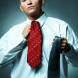Businessman — Stock Photo #1958145