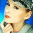 Red Lips 2 — Stock Photo