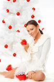 Krásné Vánoce 2 — Stock fotografie
