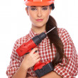 Female worker — Stock Photo #1960332
