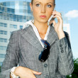 Businesswoman — Stock Photo #1960991