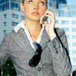 Businesswoman — Stock Photo #1961000
