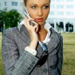 Businesswoman — Foto de Stock