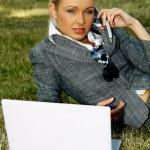 Businesswoman — Stock Photo #1961029