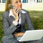 Businesswoman — Stock Photo #1961048