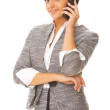 Business Woman on the phone — Stock Photo #1962165