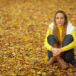 Autumn Chick — Foto Stock