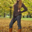 herfst chick — Stockfoto #1968223