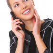 Business Woman on the phone — Stock Photo #1968587