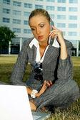 Exteriores de negocios 2 — Foto de Stock