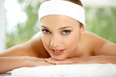 Spa and Wellness Outdoor — Stock Photo