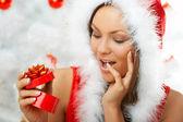 Jul chick — Stockfoto