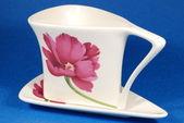 Porcelain cup — Stock Photo