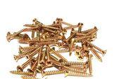 Wood screws — Stock Photo