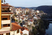 View from town Veliko Tarnovo — Stock Photo