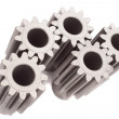 Motion gears - team force — Stock Photo #2192027