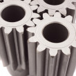 Motion gears - team force — Stock Photo #2192144