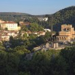 Veliko Tarnovo in Bulgaria — Stock Photo