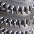 Stock Photo: Motion gears