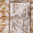 Close-up image of old doors — Foto de stock #2192486