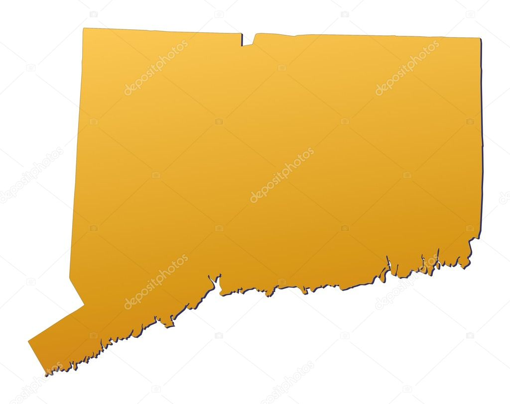 Connecticut State Maps USA Maps Of Connecticut CT Ivoryton - Ct usa map